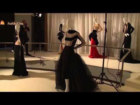 Stephane Rolland Paris Haute Couture Week Autumn Winter 2014 15 | DESIGNERS