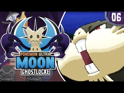 THESE TRIALS ARE HARD! Pokemon Ultra Sun and Moon GhostLocke Walkthrough w/ aDrive! Ep 6
