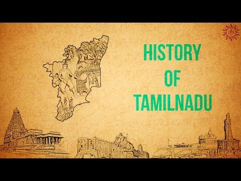 A Short History of Tamilnadu