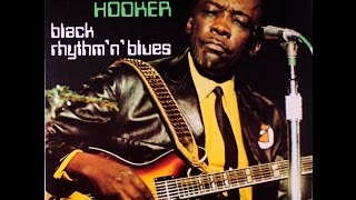 John Lee Hooker - Black Rythm 'N' Blues  (Full Double Vinyl Album) (HQ