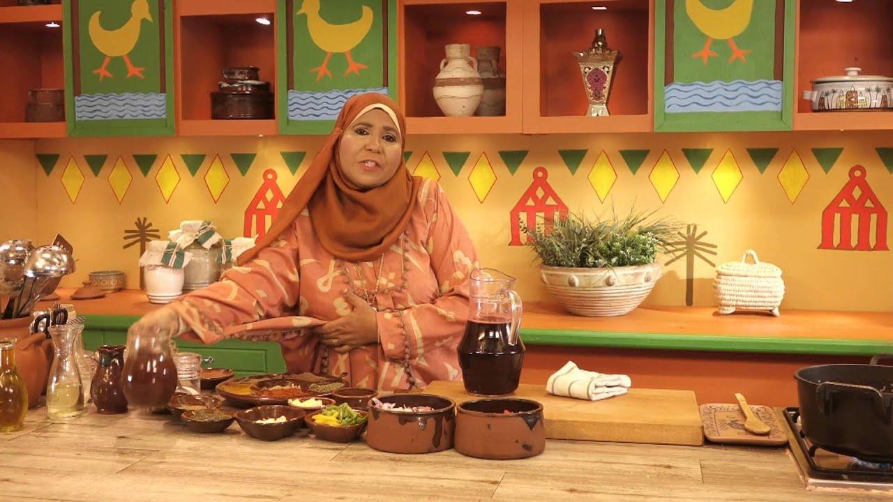 روايح من بلدنا - اطباق مائدة الرحمن + ارز ابيض + سلطة خضراء + جلاش مقلى بالموز 1