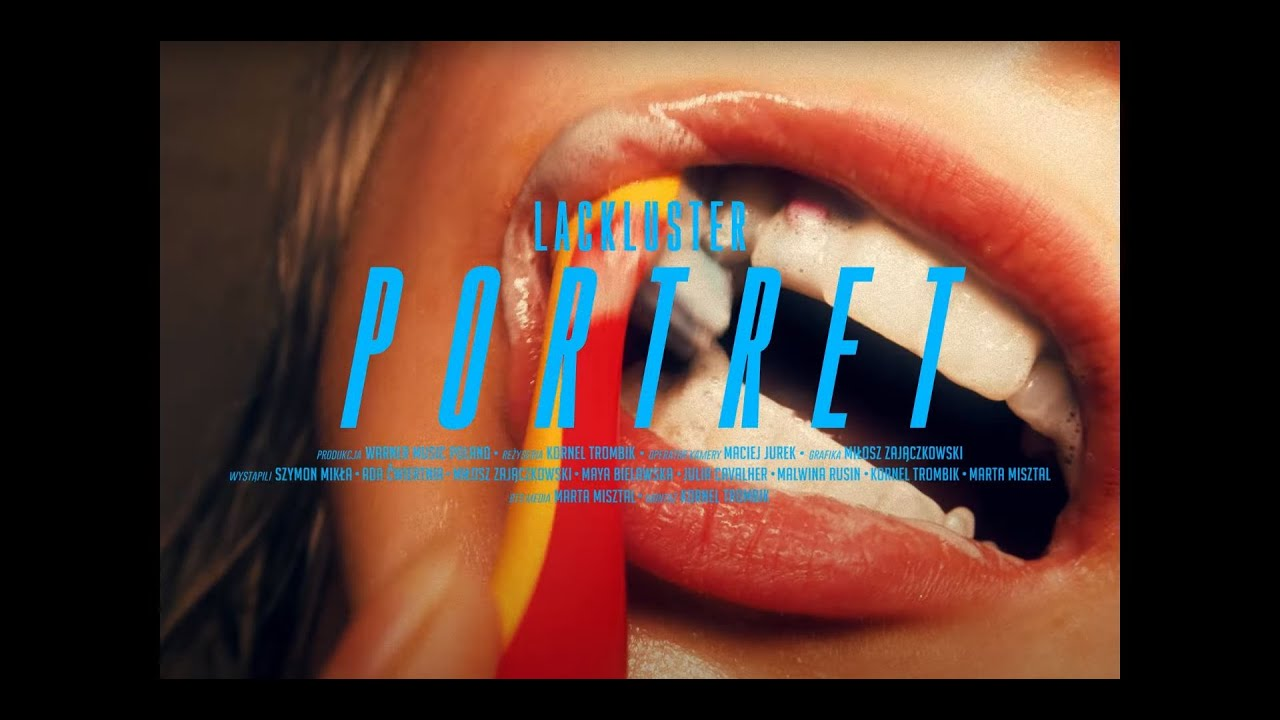 Lackluster – Portret [Official Music Video]