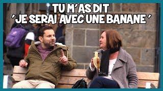 """""""C'est toi mon rendez-vous Tinder ?"""" - Défi Prank - Les Inachevés"""
