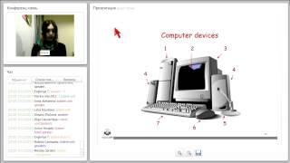 Уроки английского.  Language of computers and the Internet. Язык компьютера и интернета.