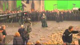 Harry Potter and the Deathly Hallows Part 2 - Behind the scenes #3