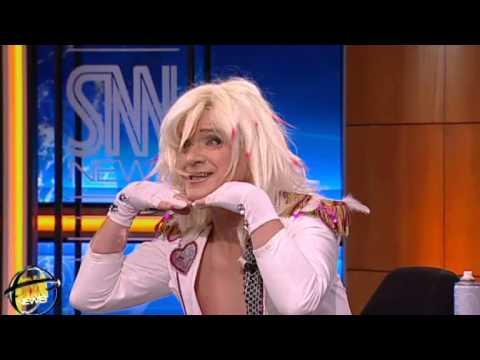 Robert Gustafsson som Yohio - SNN News TV4