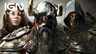 Elder Scrolls Online Gets Huge 16GB Patch Today on PS4 - IGN News