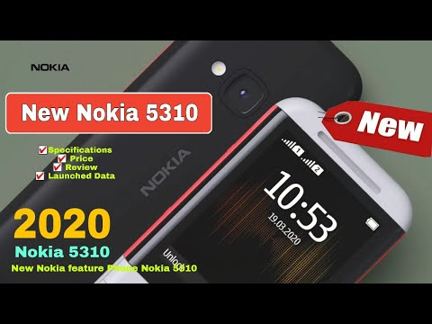 T-Mobile 5130 XpressMusic (Nokia) - Unboxing from YouTube · Duration:  7 minutes 12 seconds