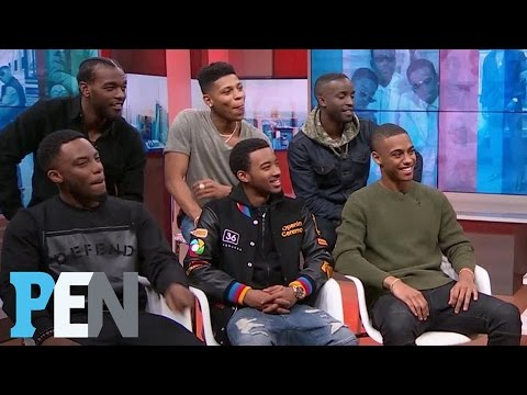 'The New Edition Story' Cast Picks Their Favorite Music Biopics   PEN   Entertainment Weekly