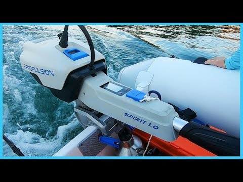 ELECTRIC Outboard Motor? [Our Thoughts So Far] | Learning The Lines
