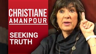 Download Video CHRISTIANE AMANPOUR - SEEKING TRUTH - Part 1/2 | London Real MP3 3GP MP4