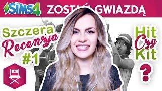 SZCZERA RECENZJA #1 - ⭐ The Sims 4 Zostań Gwiazdą ⭐ - CAS