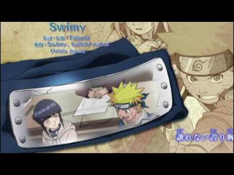 zetsuzetsu/swimy(Ending Naruto Shippuden 40)