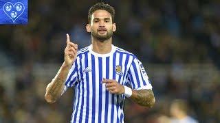 Willian josé goals & assists & skills 2017-2018