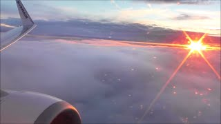 Ryanair Boeing 737-8AS | Brno to London Stansted *Full Flight*