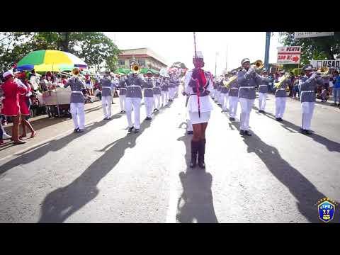 Banda de Música Instituto Rubiano - La Chorrera 2017