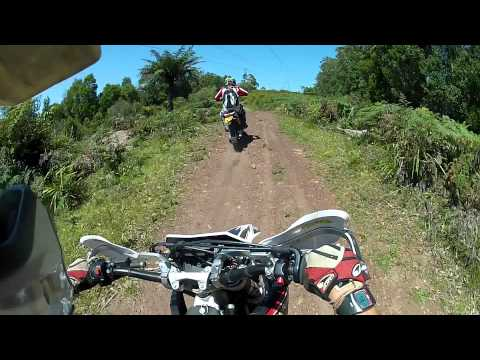 Husqvarna Enduro/Trail Riding - 2013 - Australia