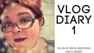 Amanda's Vlog Diary 1