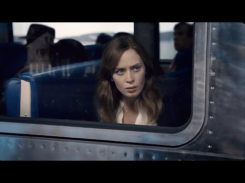 GIRL ON THE TRAIN - offizieller Trailer 2
