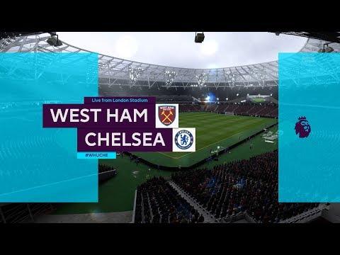 West Ham United vs Chelsea - London Stadium - 2018-19 Premier League - FIFA 19