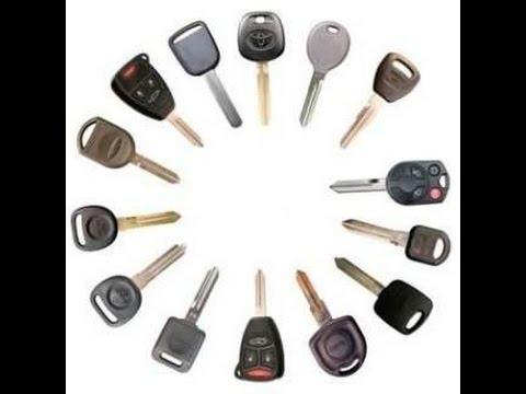 Como Programar la LLaves de Mi Carro - Facil y Rapido Segundo Proceso Casero