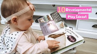 10 Developmental Play Activities for a 10 Month Old