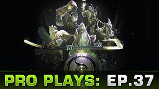 Dota 2 Top 5 Pro Plays Weekly - Ep. 37