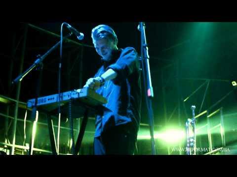 Blue Foundation - 2\3 - Eyes on Fire + Heads on Fire - Live@Bingo (Kiev, 30.11.2012)