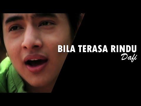 Dafi - Bila Terasa Rindu (Karaoke Version)