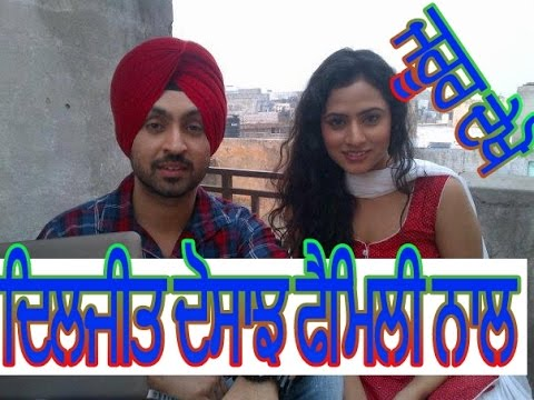 Diljit Dosanjh family childhood pictures wife marriage ...