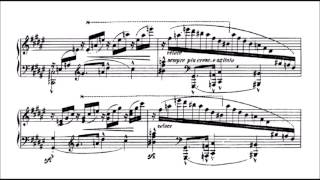 Julius Reubke - Piano Sonata (GSARCI VIDEO REVIVAL)