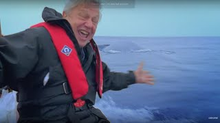 Sir David Attenborough At 90! | BBC Earth