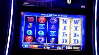 Betty Boop slot bonus win at Mount Airy Casino.