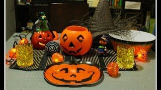 2 fun ideas for decorating the table on Halloween | Martinuzzi Accessories Thumbnail