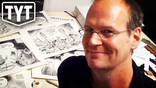 Cartoonist Fired Over Trump