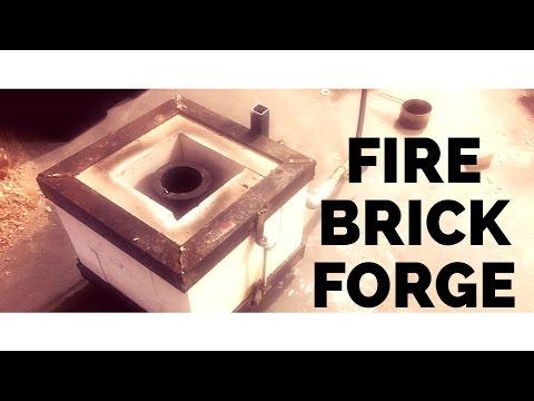 Making a Firebrick Foundry