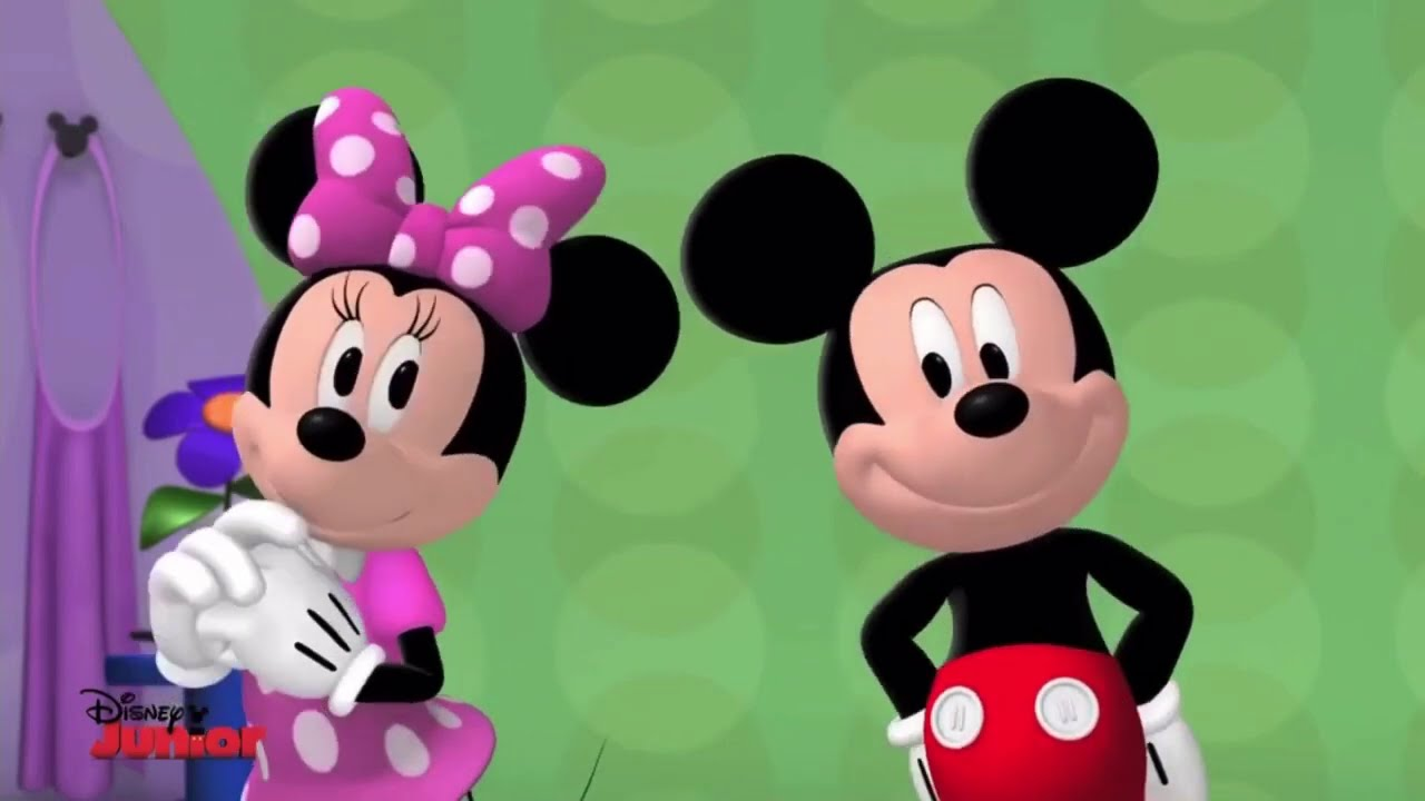 Mickey and Minnie Mouse celebrate 92nd birthday