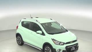 182030 - New, 2018, Chevrolet Spark, ACTIV, Mint, Hatchback, Test Drive, Review, For Sale -