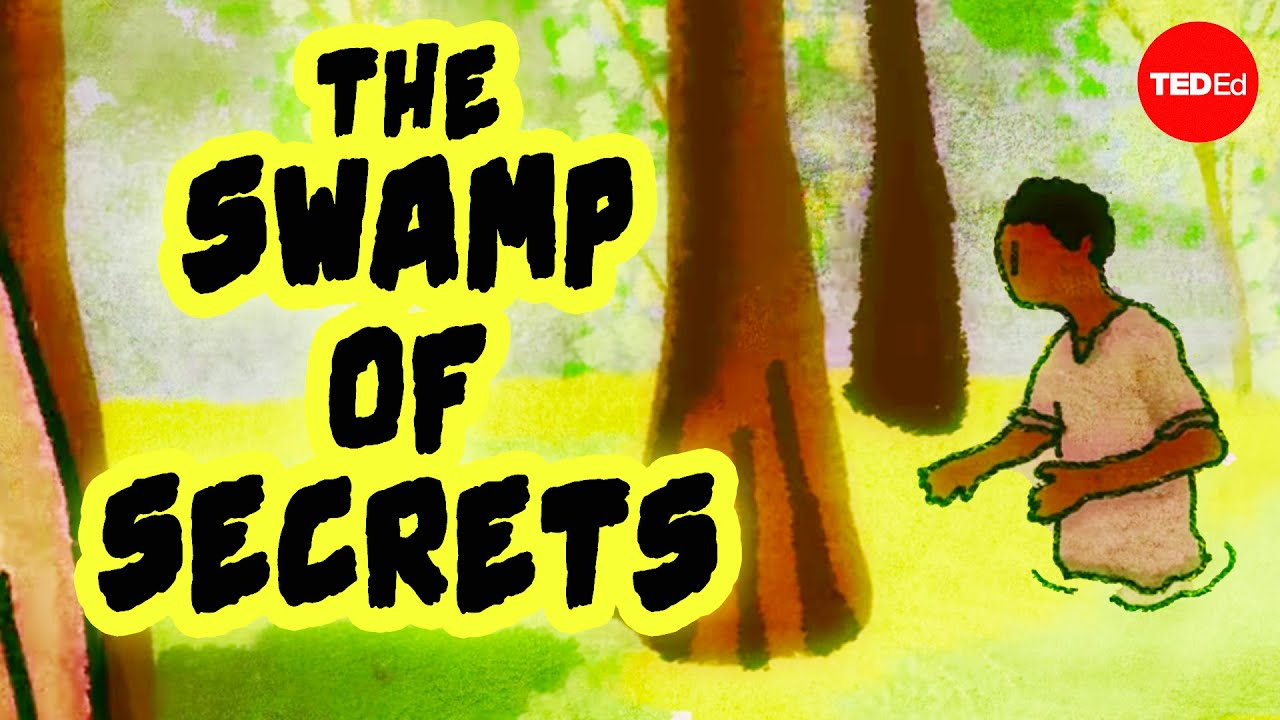 The secret society of the Great Dismal Swamp - Dan Sayers