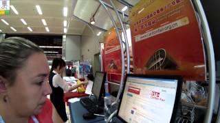 Кантонская ярмарка в Китае, информационный стенд(Организаторы создали эффективную информационную поддержку Кантонская выставка является крупнейшей в..., 2014-08-13T11:54:16.000Z)