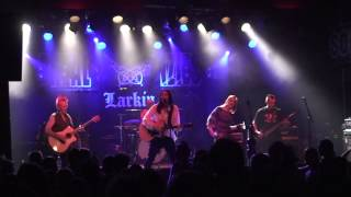 Larkin Independent Irish Folk & Rock Live Band Berlin   Ye Jacobites Live@SO36