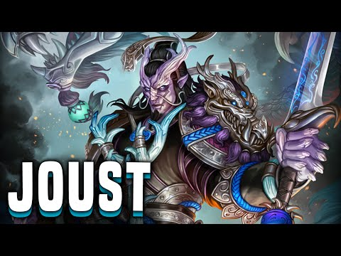 Dragon King Of The Eastern Seas! (Ao Kuang Build) - Smite Ao Kuang Joust Gameplay