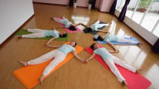 Yoga -  thư giãn sâu