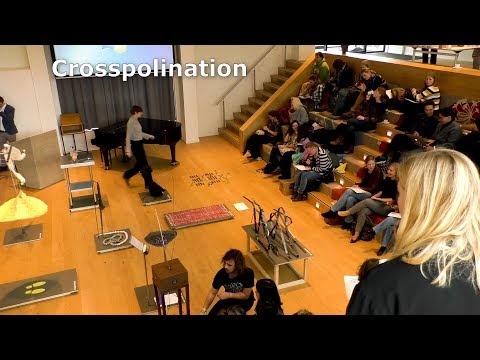 100  years WUR - Crosspolination together with Gerrit Rietveld Academie