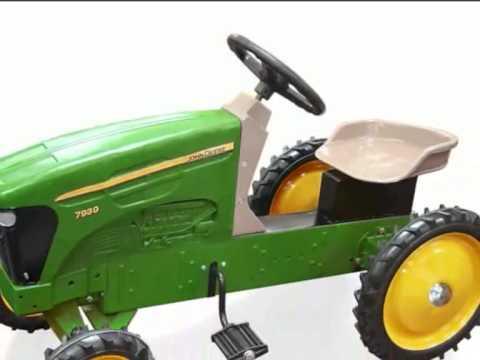 John Deere De Juguetes Niños Pedales Para Tractores wOkXPZiTu