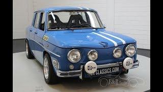 Renault R8 Major 1965-VIDEO- www.ERclassics.com