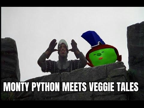 Monty Python meets Veggie Tails