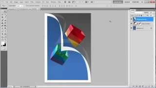 How to Create a Page Curl Effect in Photoshop