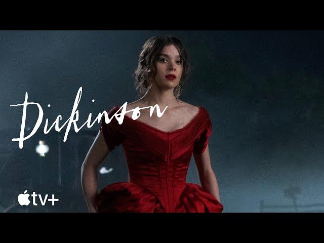 Dickinson - Official Teaser Trailer | Apple TV+