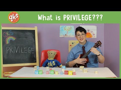 ITS A SG ABOUT PRIVILEGE!!  QUEER KID STUFF #22